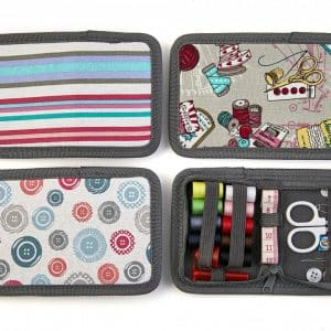 18pc Fabric Sewing Kit