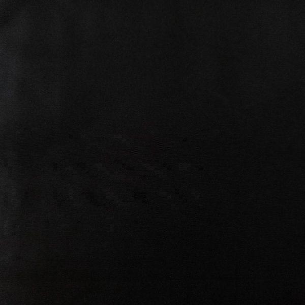 Medium-weight Waxed Cotton Canvas – Black