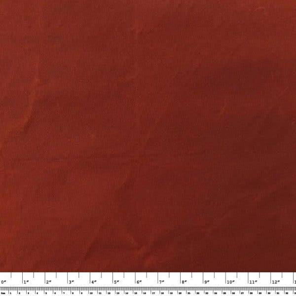 Medium-weight Waxed Cotton Canvas – Cinnamon