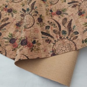 Dreamcatcher – Cork Fabric