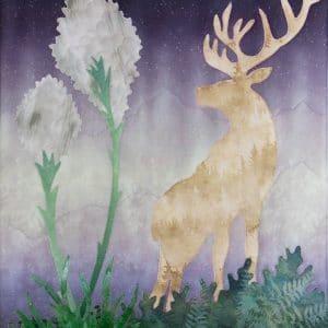 Emerald Valley – Elk Applique Pattern