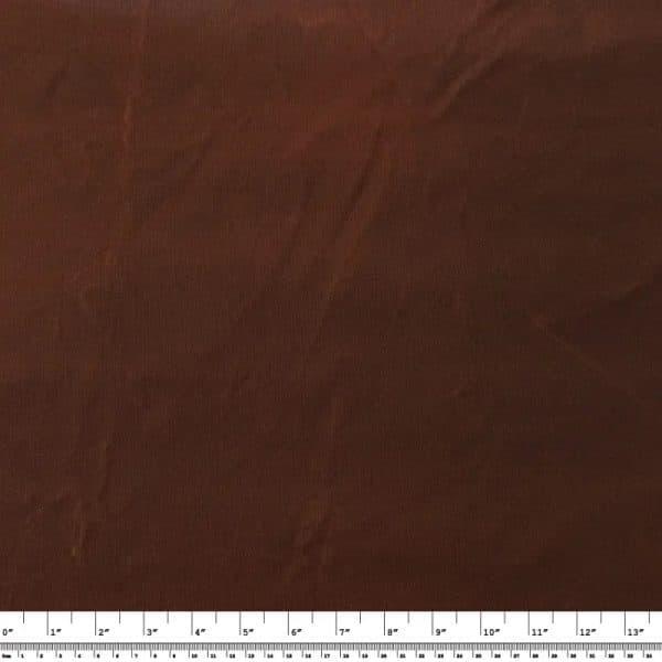 Medium-weight Waxed Cotton Canvas – Coffee
