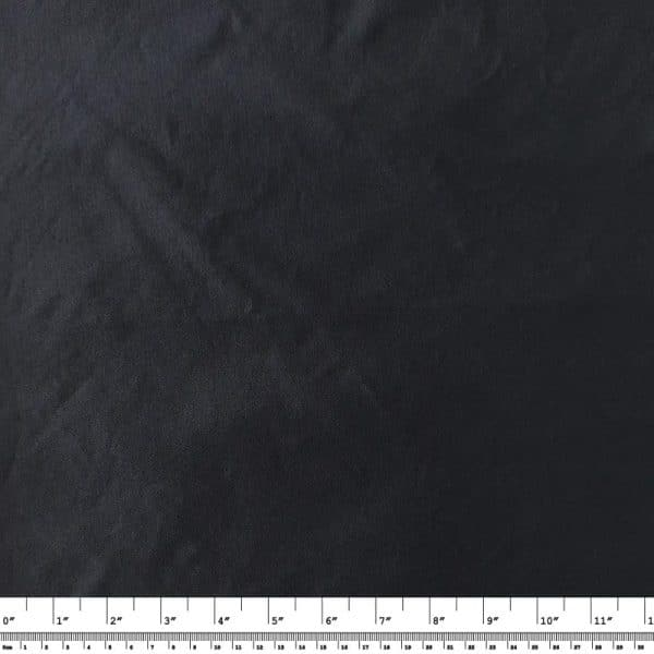 Medium-weight Waxed Cotton Canvas – Navy