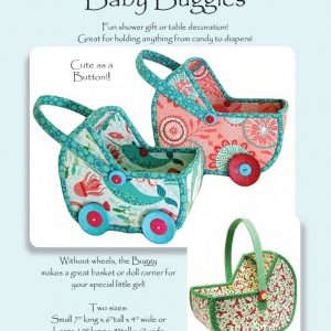 Baby Buggy by Aunties Two